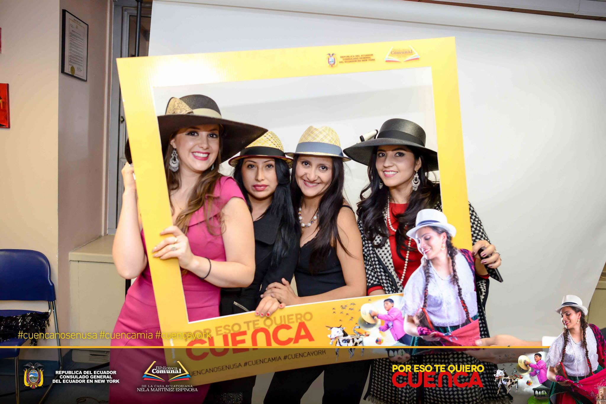 Celebración por eso te quiero Cuenca