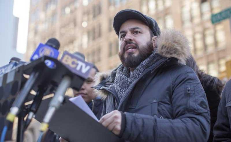 Francisco Moya, ecuatoriano que busca ser concejal de Nueva York