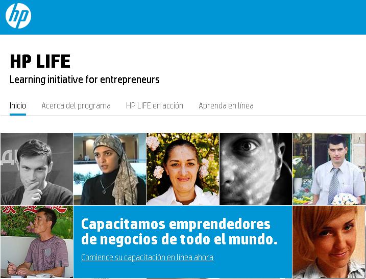 HP LIFE Program