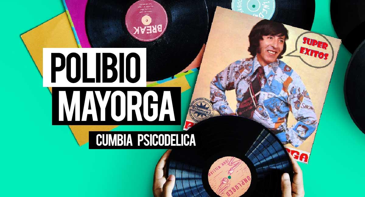 Música del futuro: La historia de Polibio Mayorga – Gurú detrás de la cumbia psicodélica