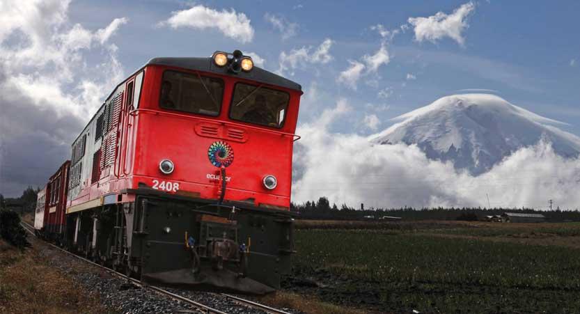 Los Andes Adventure – Train Cruise