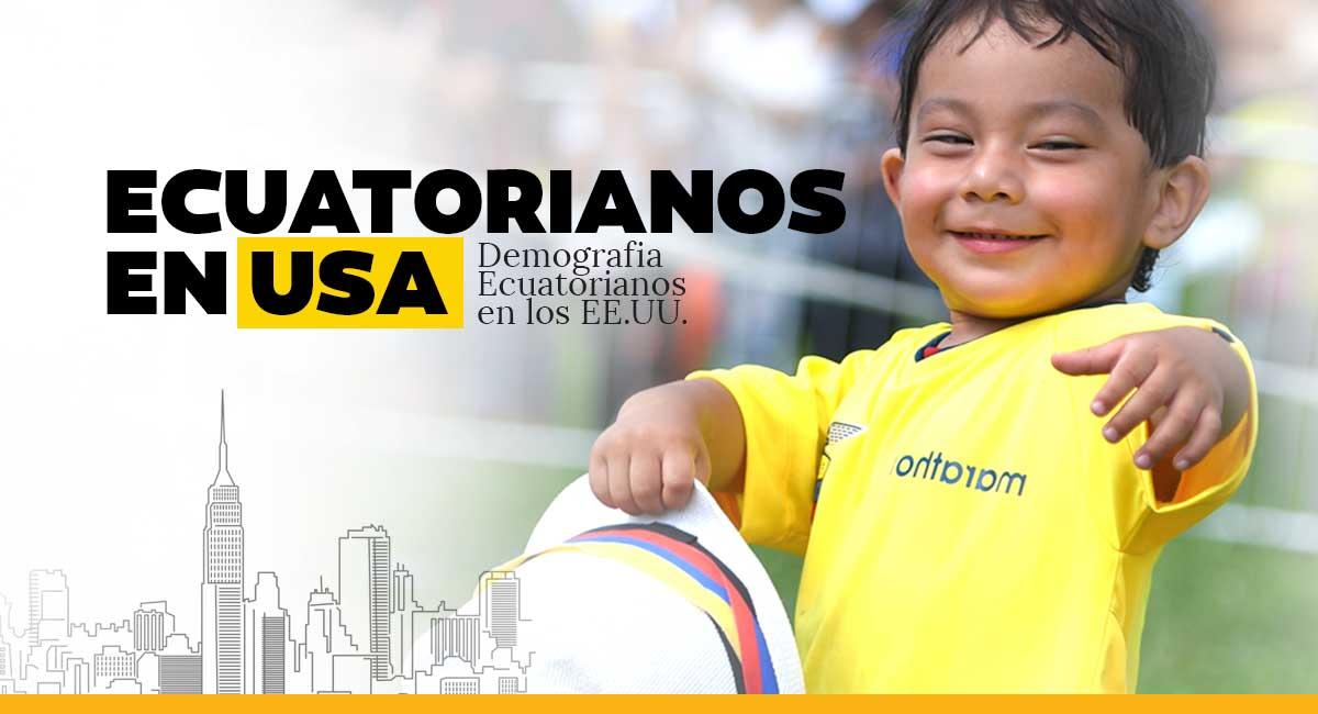 8 datos interesantes sobre los ecuatorianos en EE.UU.
