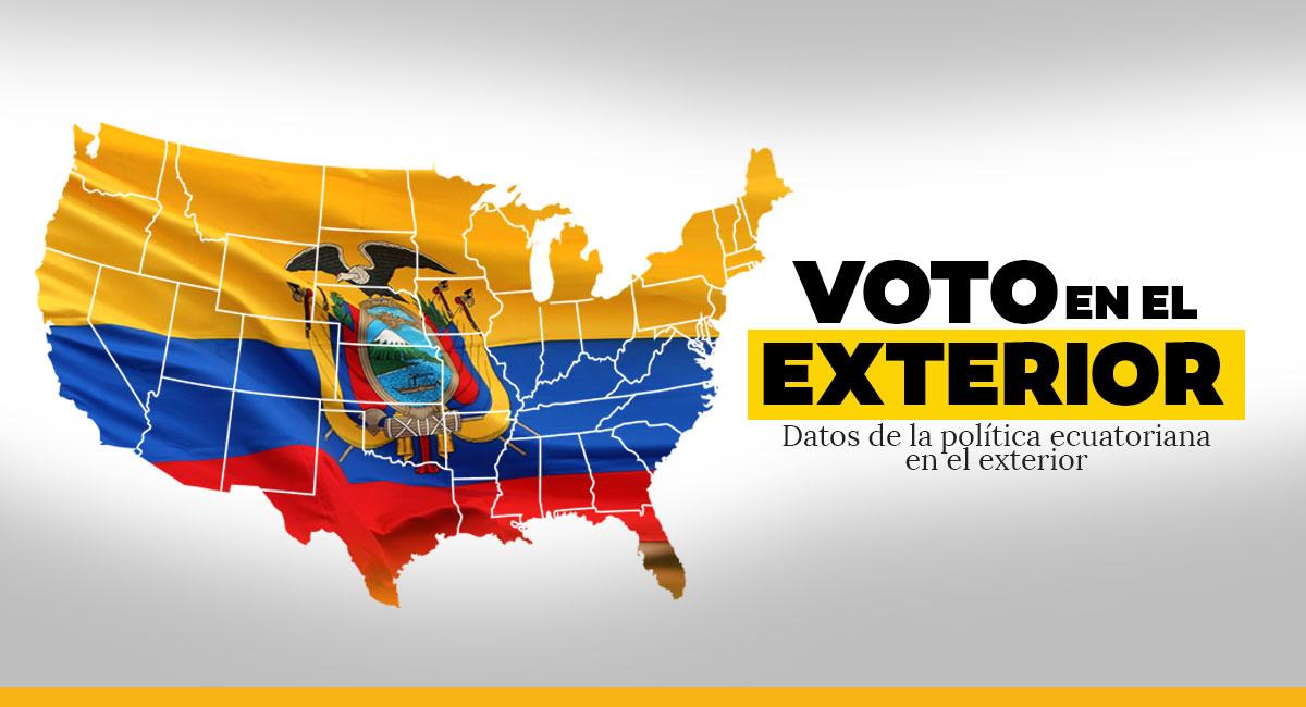 ¿Qué estados de EE.UU. definirán a nuestros representantes para la asamblea de Ecuador?